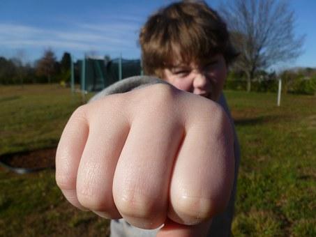 תוקפנות ודרך עיבוד של ילדים אותה