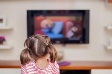 מחשבות על צפייה בטלוויזיה עבור ילדים