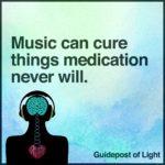 כיתוב מוזיקה כריפוי